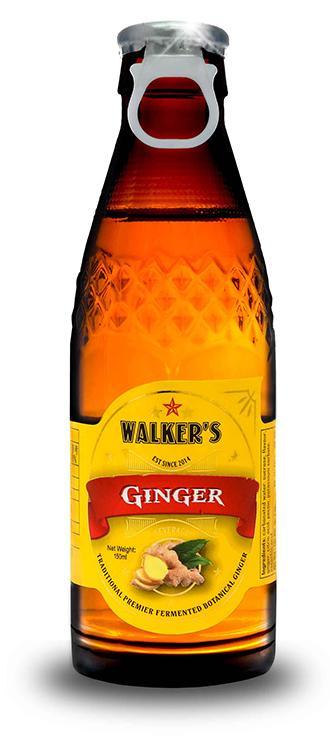 Walker's Ginger Drink