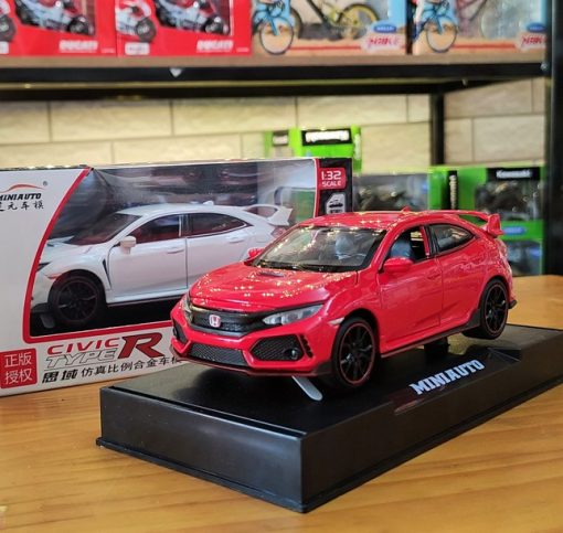 Honda Civic Type R 1:32 Alloy Diecast Model Collection model
