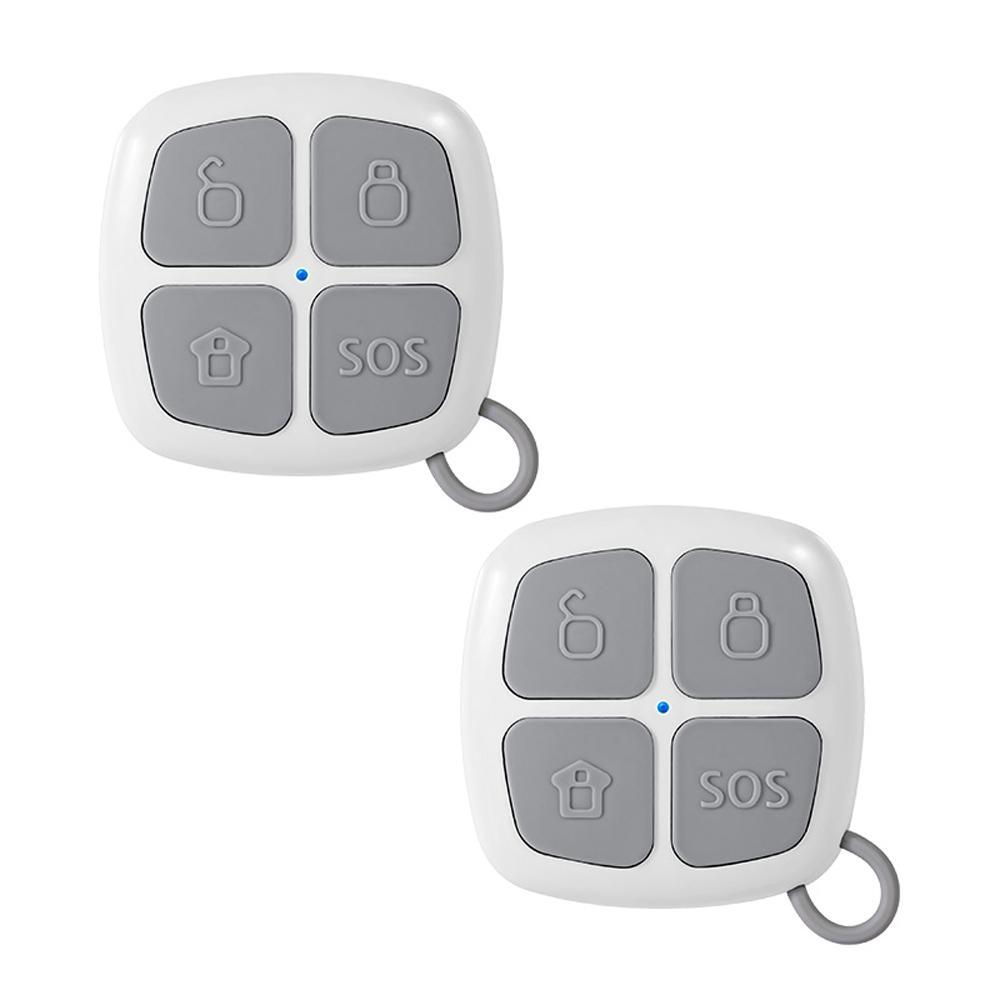 Golden Security 433Mhz Remote Control Alarm Key for G90E G90B Security WiFi  Home Alarm System Alarm Accessories Remote