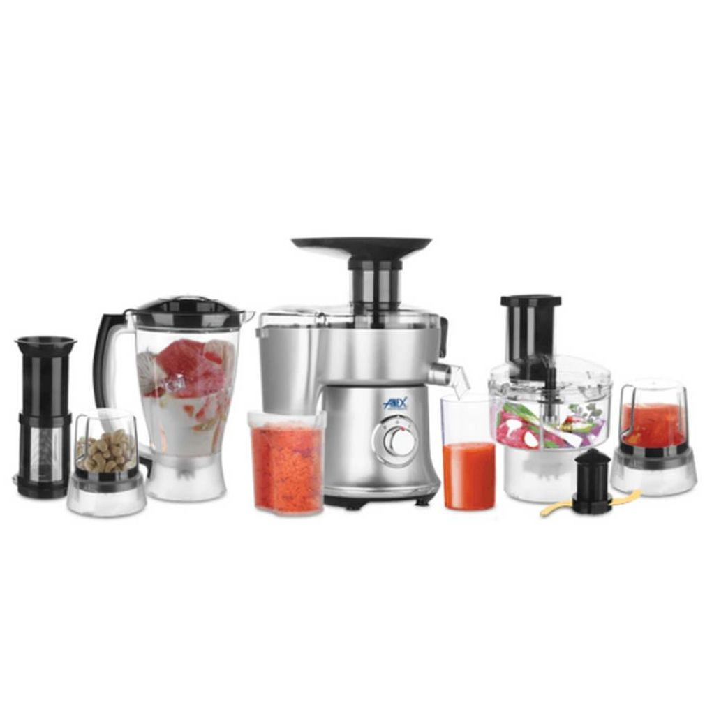 AG-3153EX - Anex Deluxe Kitchen Robot - Unbreakable Jug & Cup.