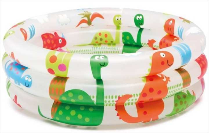 Swimming Pool For Kids 57106 - 2Ft - Multicolor