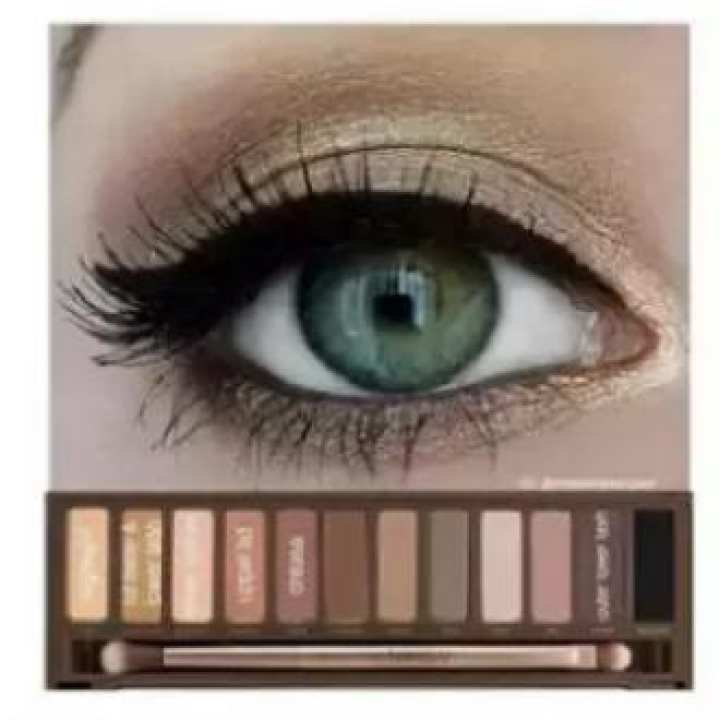 NAKEd 12 colors Brand Professional Makeup Eyeshadow naked Palette