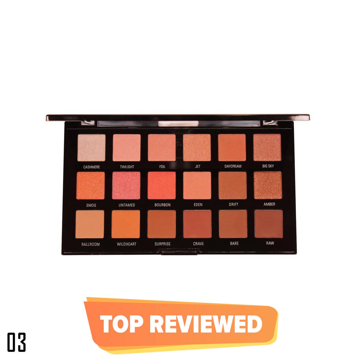 HD Flawless Eyeshadow Palette #03