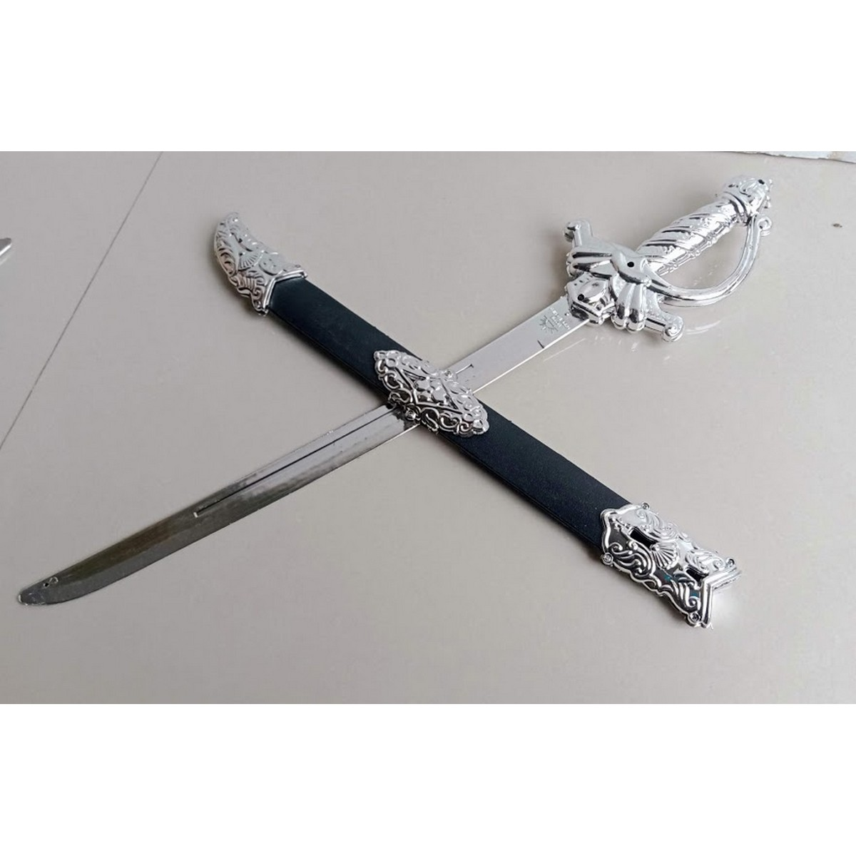 Osman Bey Sword+toy set for kids 24 inches