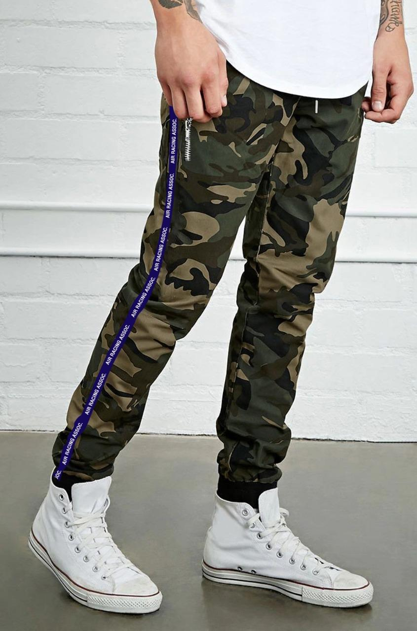 Mens Fashion Army Trouser--causal Trouser For Men