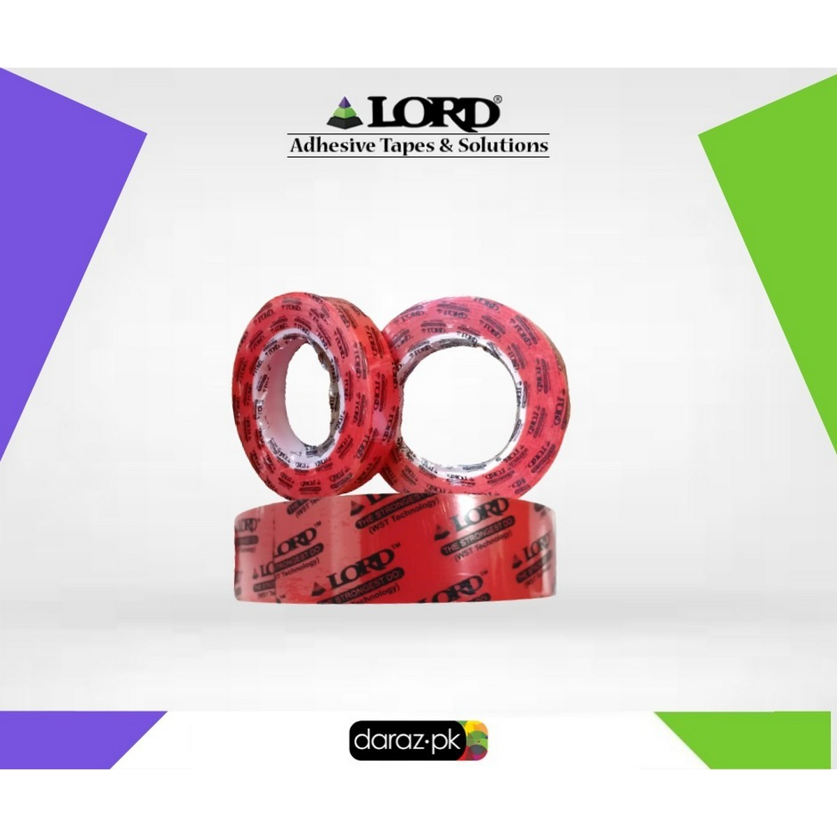 Wig Tape / PET Solvent Double Side Tape 16mm*11yards