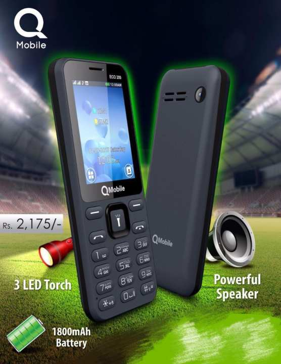 Qmobile Eco 200 PTA APPROVED