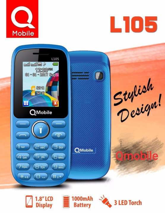 Qmobile L105 PTA APPROVED