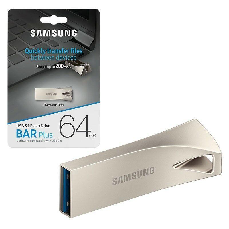 64gb Bar Plus Usb Flash Drive - 6 Months Warranty