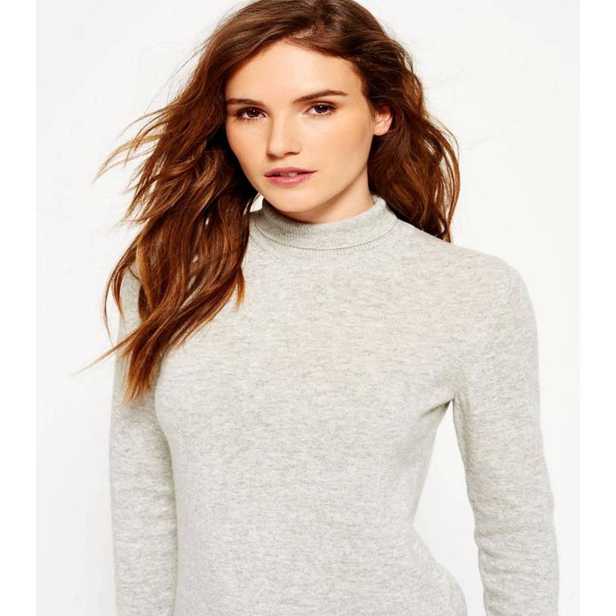 Winter Slim Fit High Neck for Women