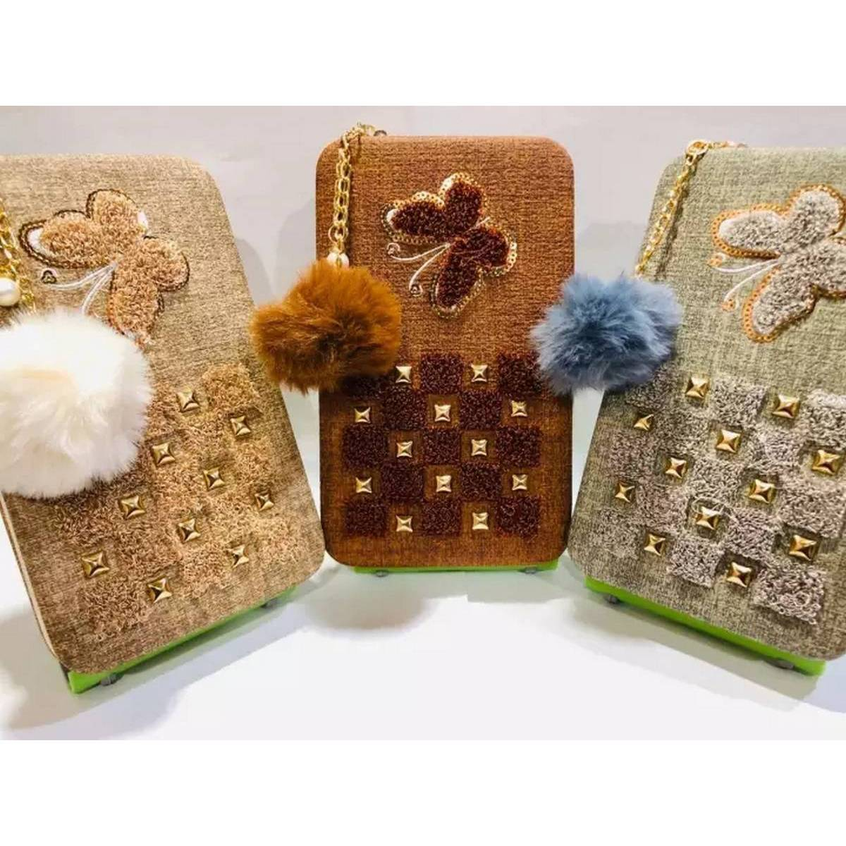 High Quality New Women Wallets Phone Pouch Ladies Clutch Girls Card Holder For Women's