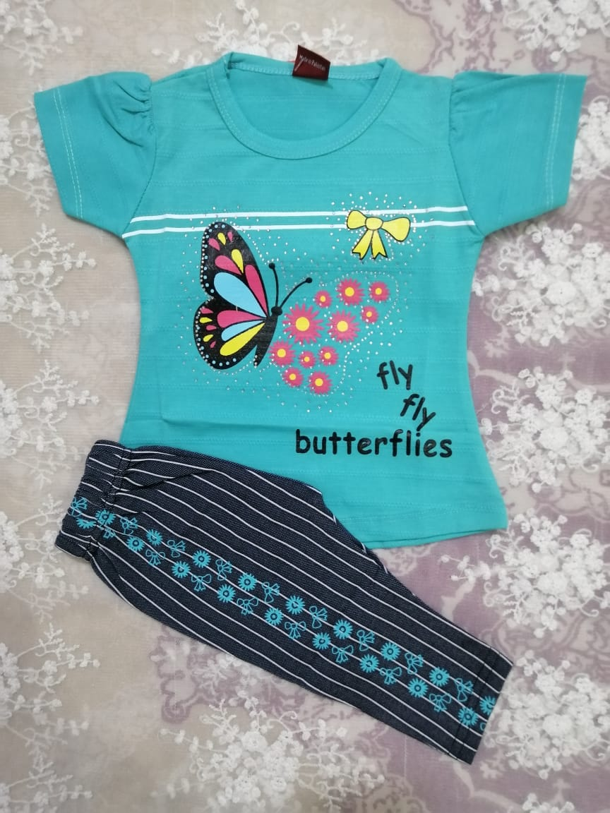 Baby Girl Clothes Set Best Friends Collection For Kids
