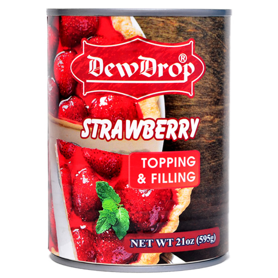 Dewdrop Strawberry Pie Filling Buy Online At Best Prices In Pakistan Daraz Pk