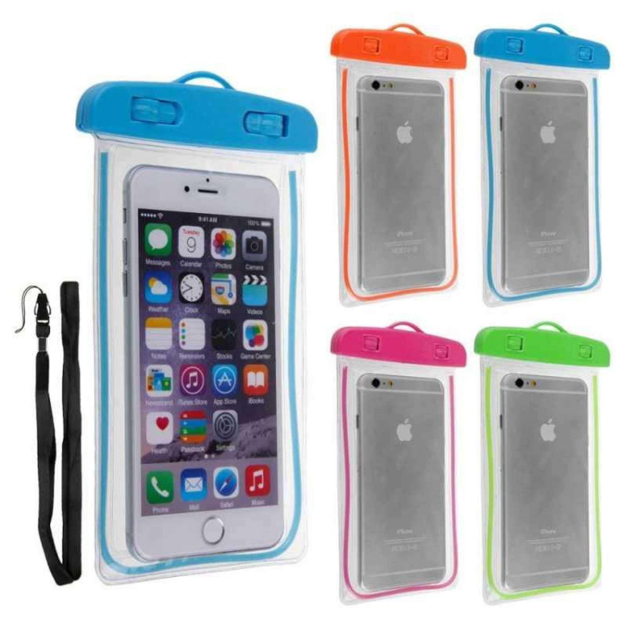 81903d0bd Waterproof Case Underwater PVC Bag Transparent Touch Screen Premium Cell  Phone Pouch Cover For Travel