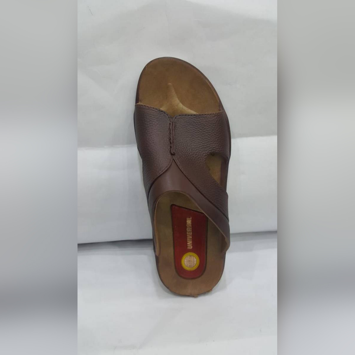 UNIVERSAL CASUAL BROWN CHAPPAL FOR MEN LATEST ARRIVAL WITH FABOLUS STUFF