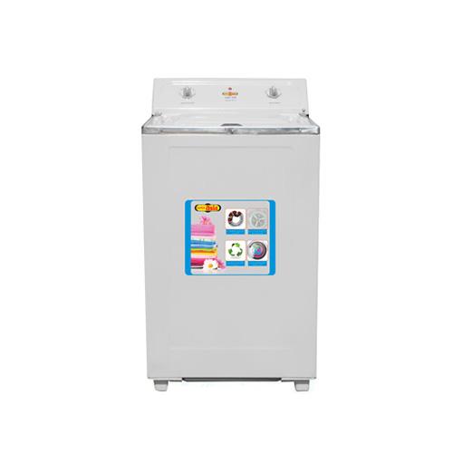Super Asia Sap-320 Washing Machine 7 Kg - Grey