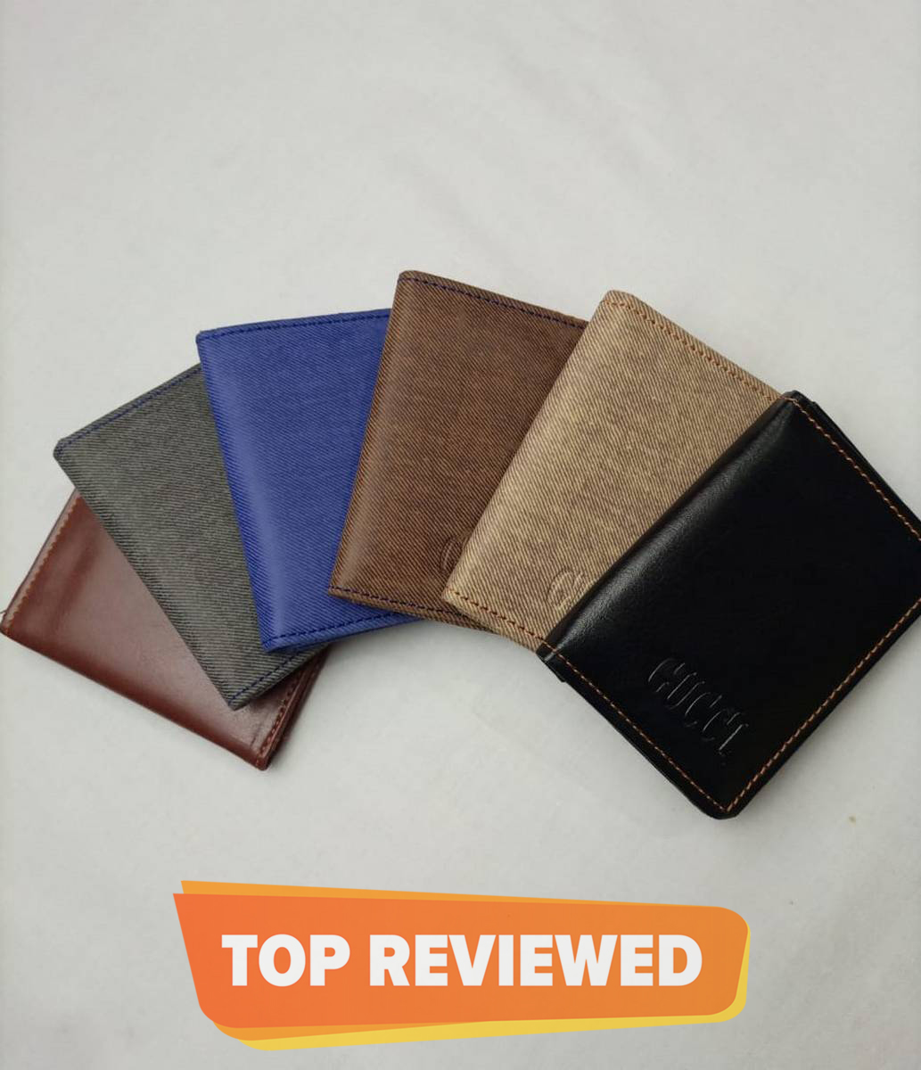 Slim Mini Pocket Wallet with 5 Colors