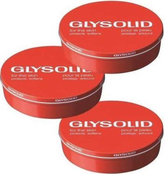 Glysolid Protects Softens Skin Care Cream 125ML