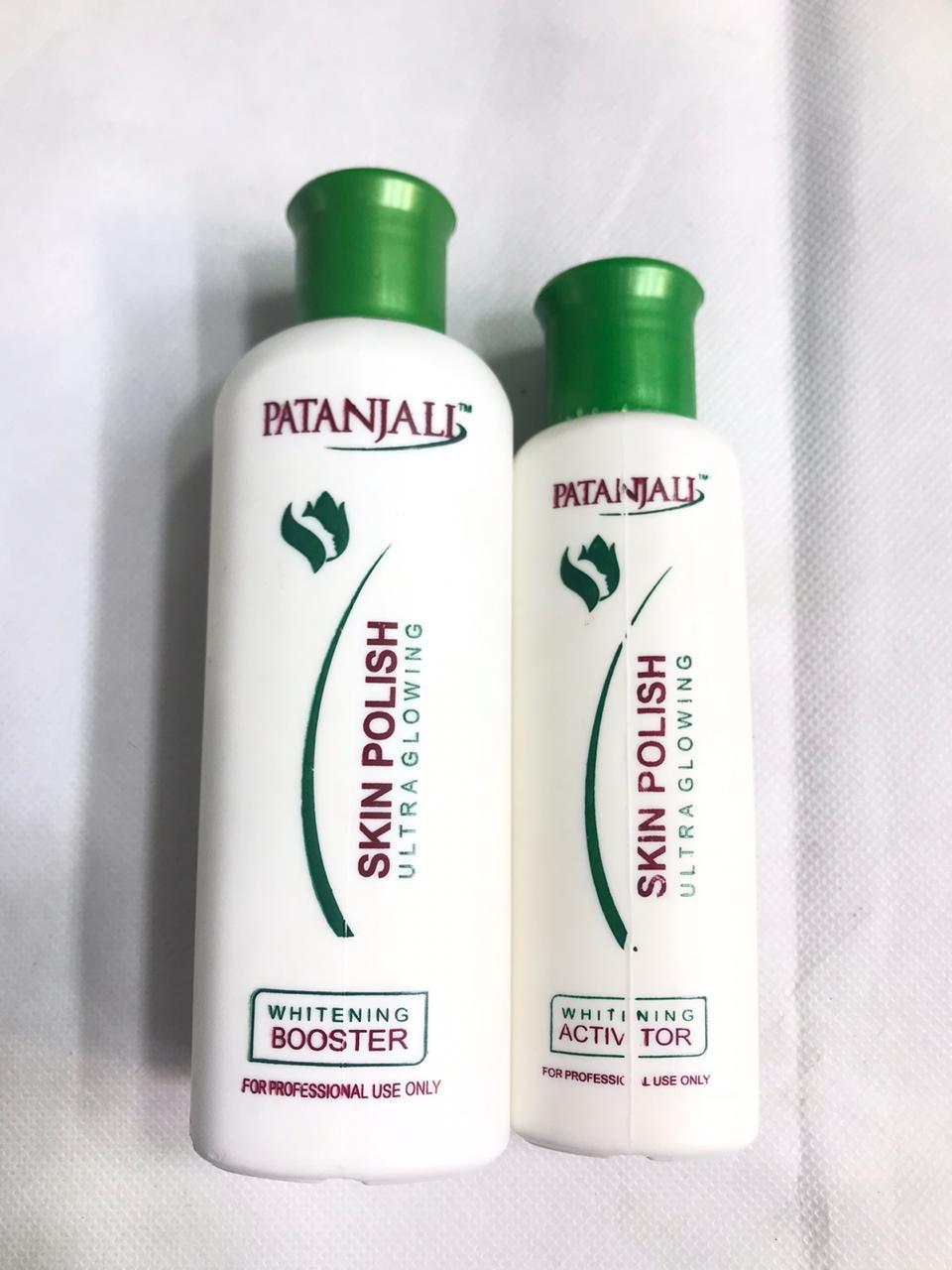 Patanjali Ultra Glowing Skin Polish High Quality Skin Polish Whitening Booster And Activator