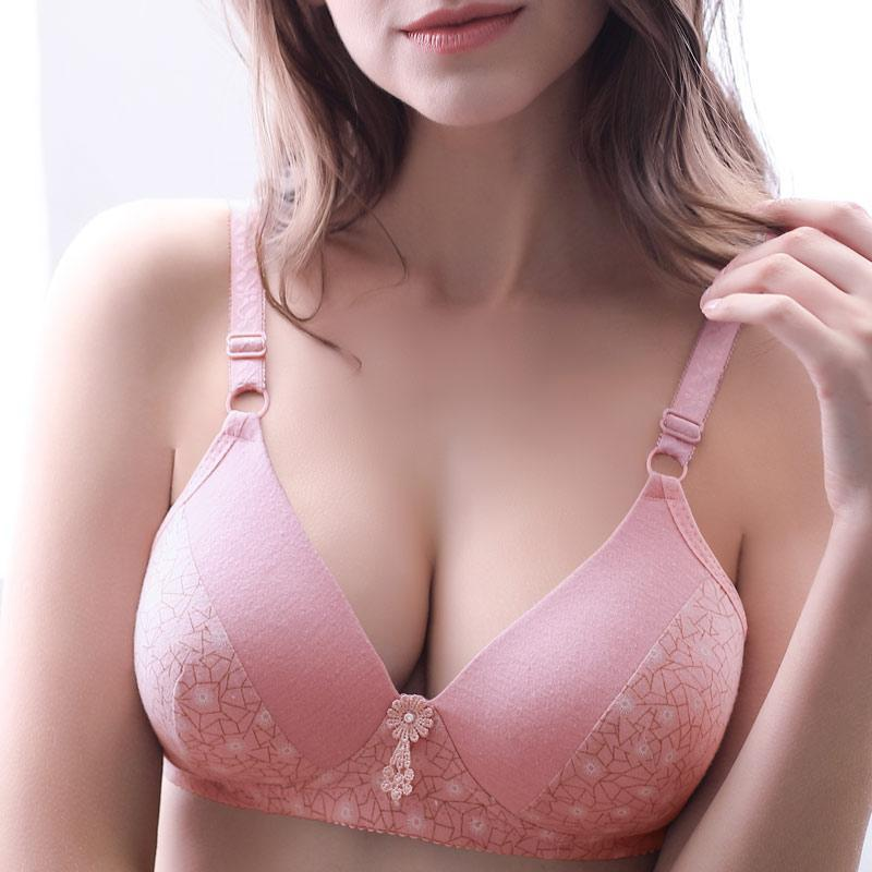 8e119df08f54 Classic Cotton Bras - Push up Ladies Bras - Classic Paded Bras for Women -  Casual