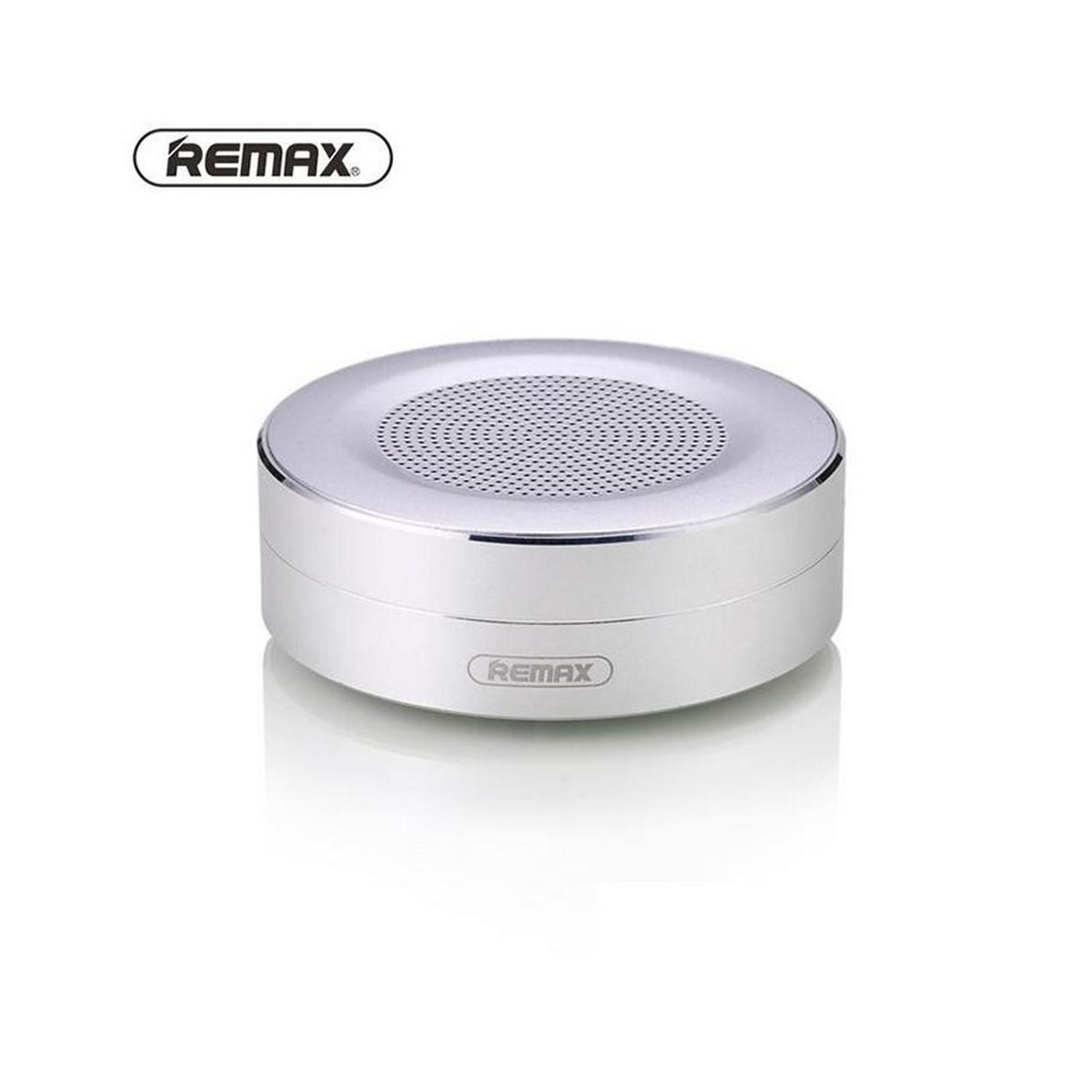 RB-M13 - Bluetooth Speaker - Silver