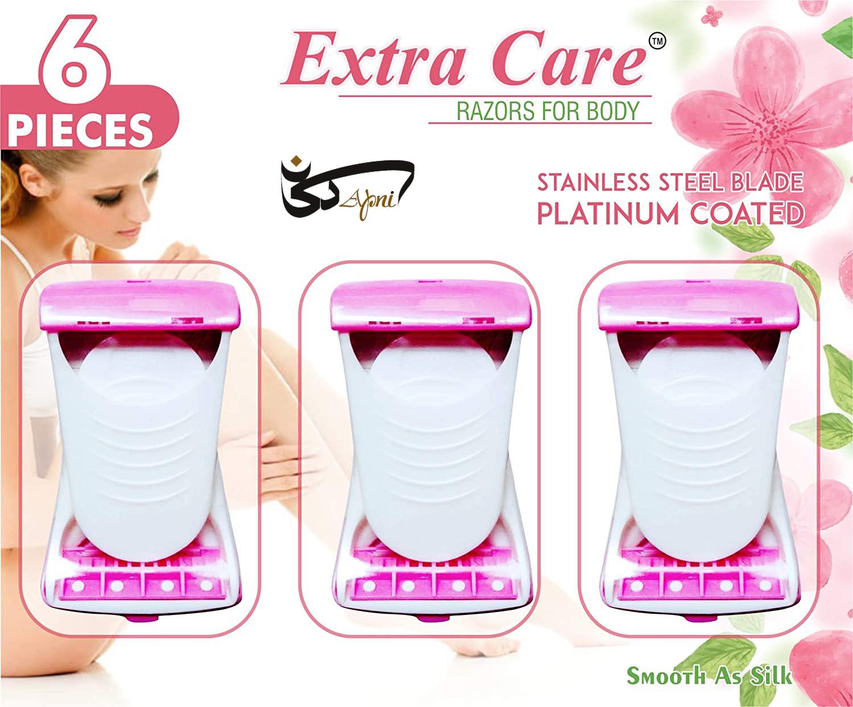 Sofit Shave Body Disposable Safety Razor For Women - 6 Razorsbest quality