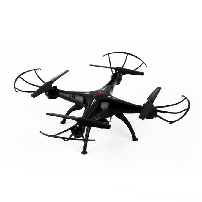 2 4 Rc Quadcopter Drone - Black