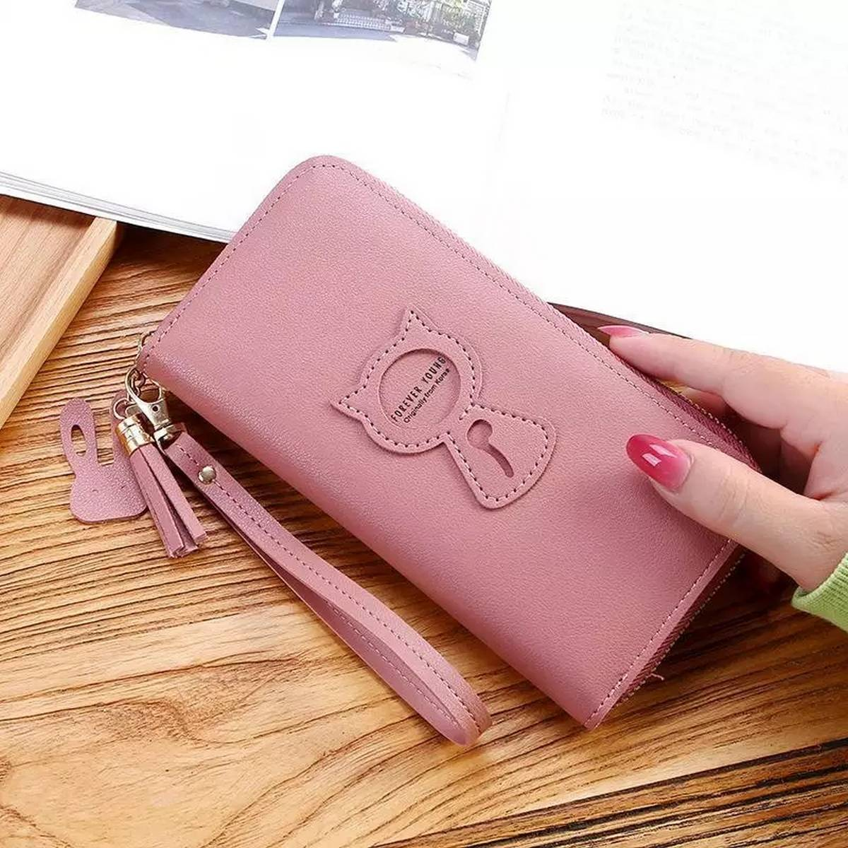 Forever Fashion Wallet For Womens Pu Leather