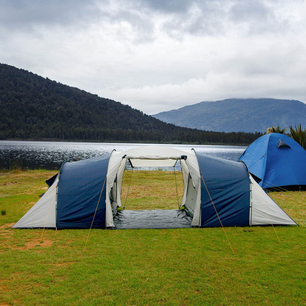 3-Portions Barbara 8-10 Persons Outdoor Family Camping Tent: Buy Online at  Best Prices in Pakistan   Daraz.pk