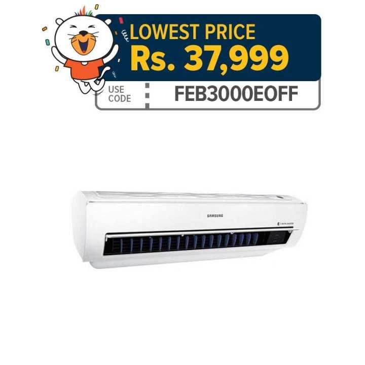 Samsung AR12KCFNFWKYPM -  Split Air Conditioner 1.0 Ton