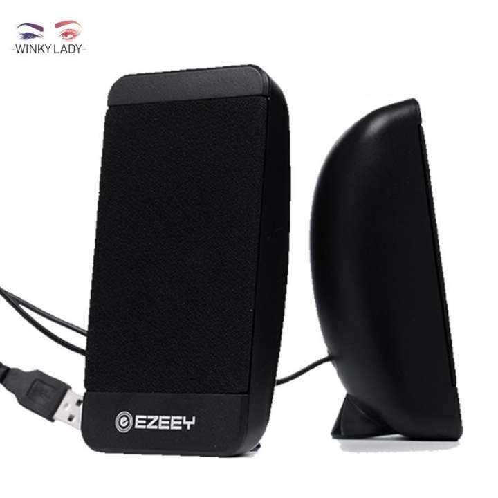 Mini Portable Speakers For Laptop, PC & Smartphones-Speaker 5V USB Powered