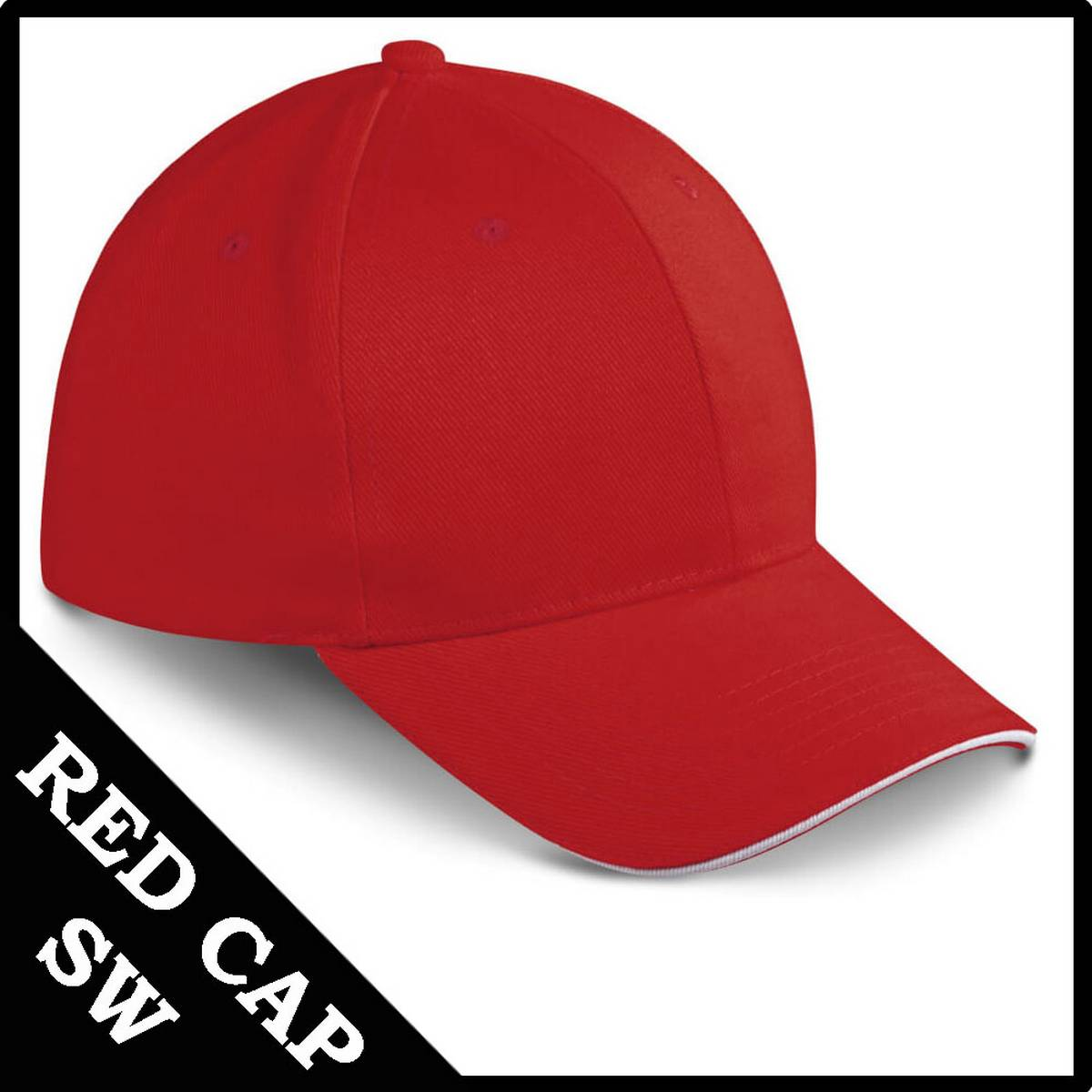 Sun Hats for Sports Visor Caps for Players in Plain and Adjustable Buckle