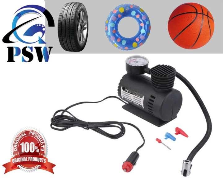 12 V Air Compressor 300 Psi Car Tyre Infiltrator (P K)
