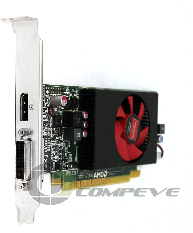 AMD® RADEON™ R5™ 240 1GB DDR3 | HDMI - DVI - VGA - 4K-DP