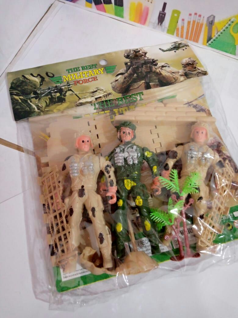 Army Set Toy For Children