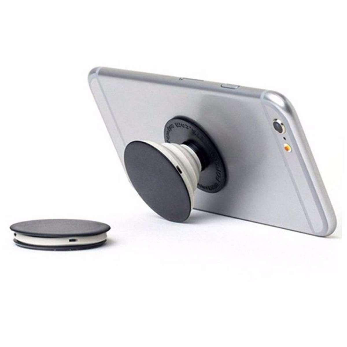 Mobile Phone Holder - Mobile Phone Stand Black - Phone carrier - Phone Stand