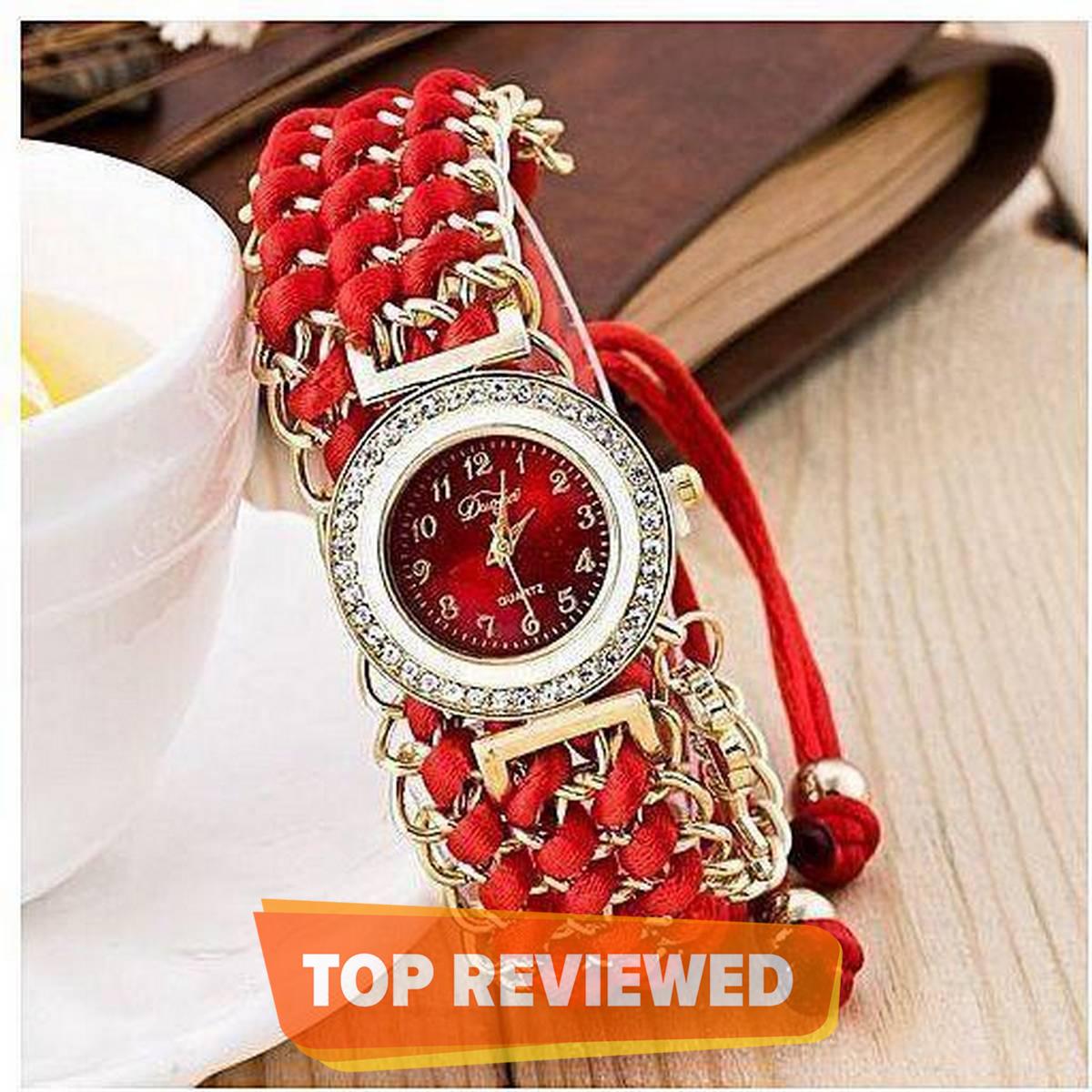 Bracelet Watch For Girls