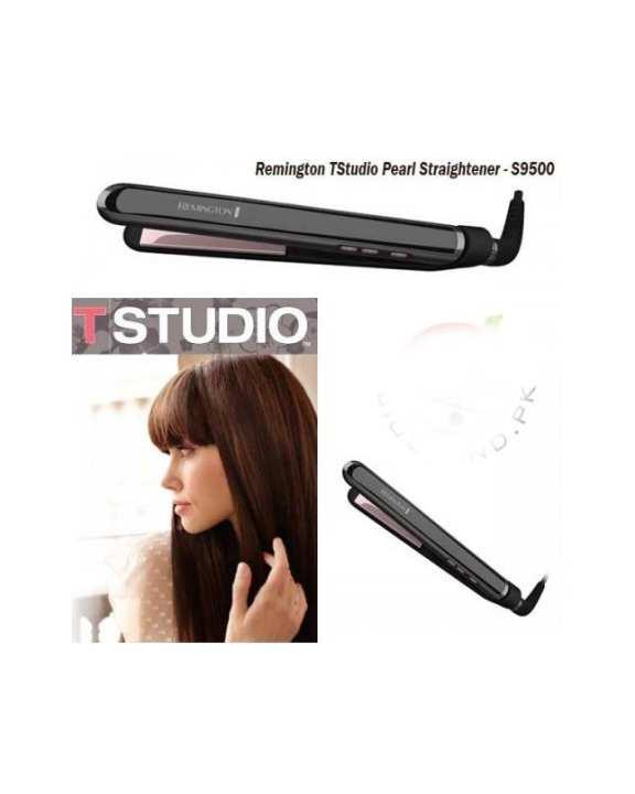 Remington TStudio Pearl Straightener S9500