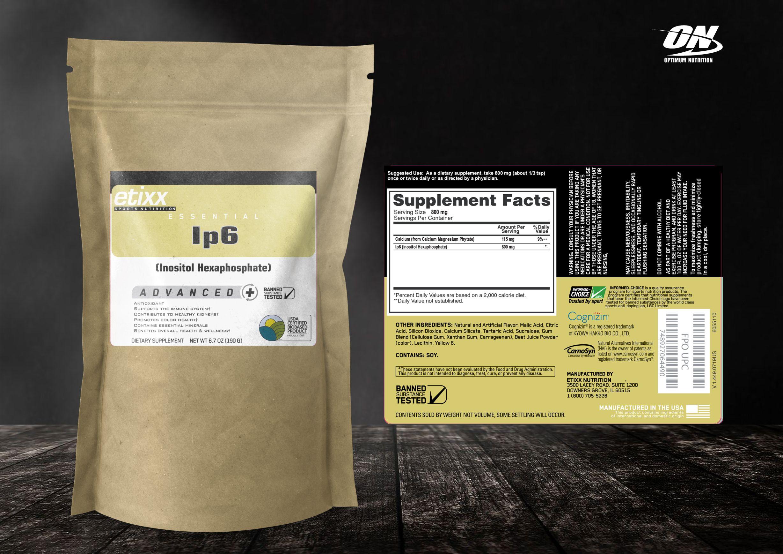 Ip6 (inositol Hexaphosphate) 190gm