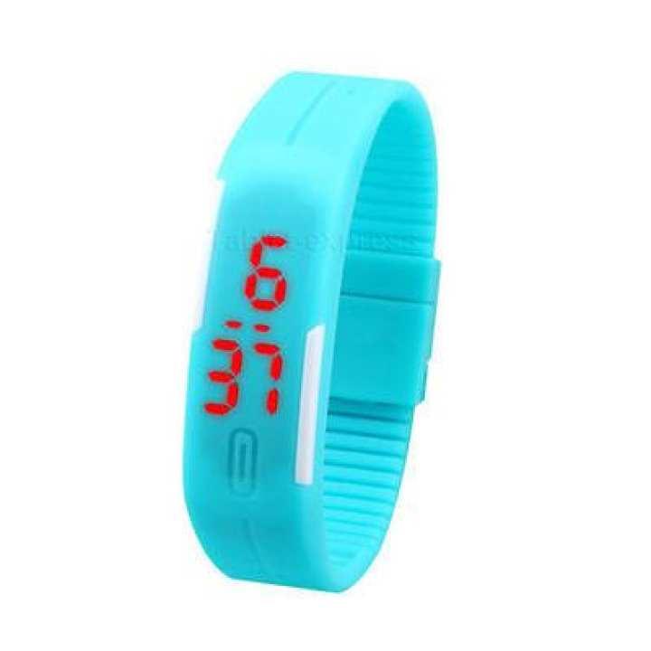 LED Bracelet Digital Sports Watch