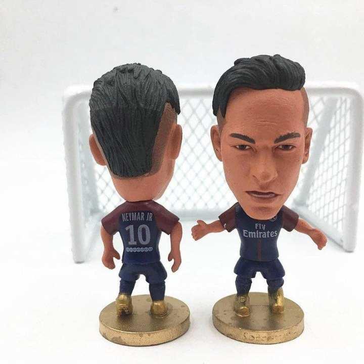 Football Action Figure - Neymar Jr - 2018/19 Season