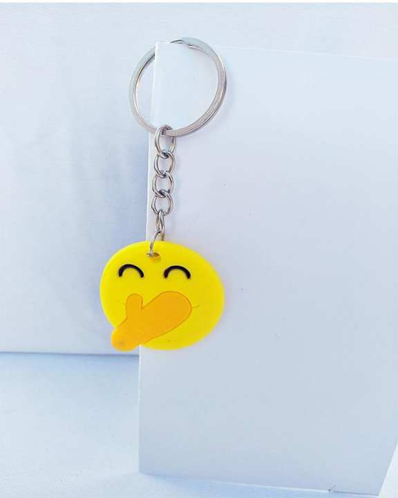 Smile Keychain For Women