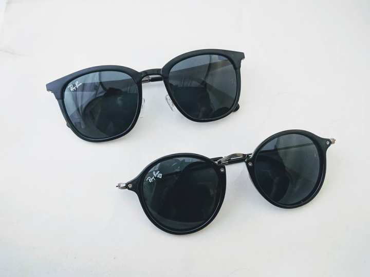Black Multi Styled Sun Glasses For Men & Women