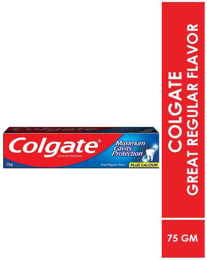 COLGATE GRF 75 GM (RS.85)