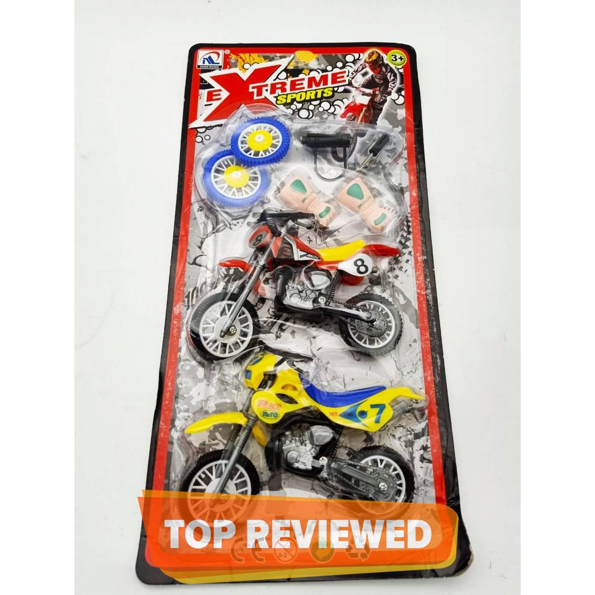 Extreme sports bike/bikes toy for kids(boys and girls) (2 bikes and Extra bikes Accessories)