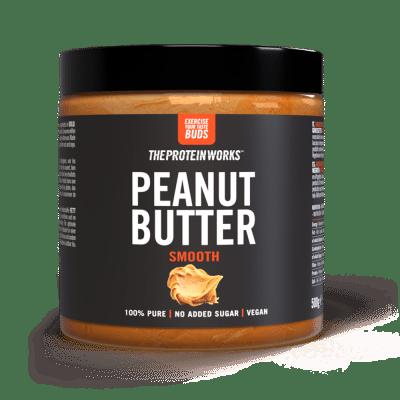 100% Natural Peanut Butter - 1 kg Smooth