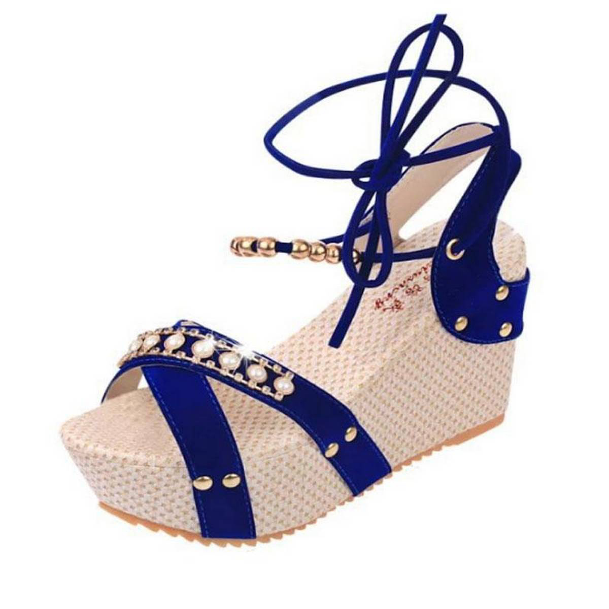 THICK CRUST WEDGE SANDALS FOR WOMEN