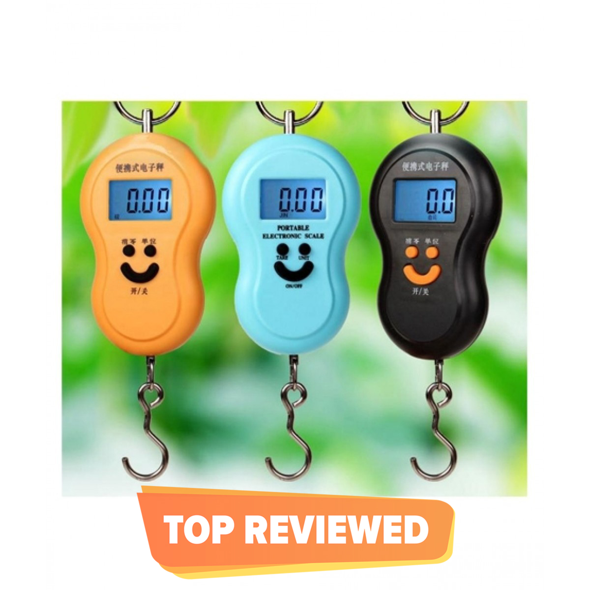 Imported Portable Electronic Digital Hook Scale Hanging Scale Fishing Scale Luggage Bag Scale Digital Pocket Scale Digital Kitchen Scale Digital Weight Machine Weight Scale Digital Weighing Scale Weighing Machine Digital Mini Small Scale Weight Machine