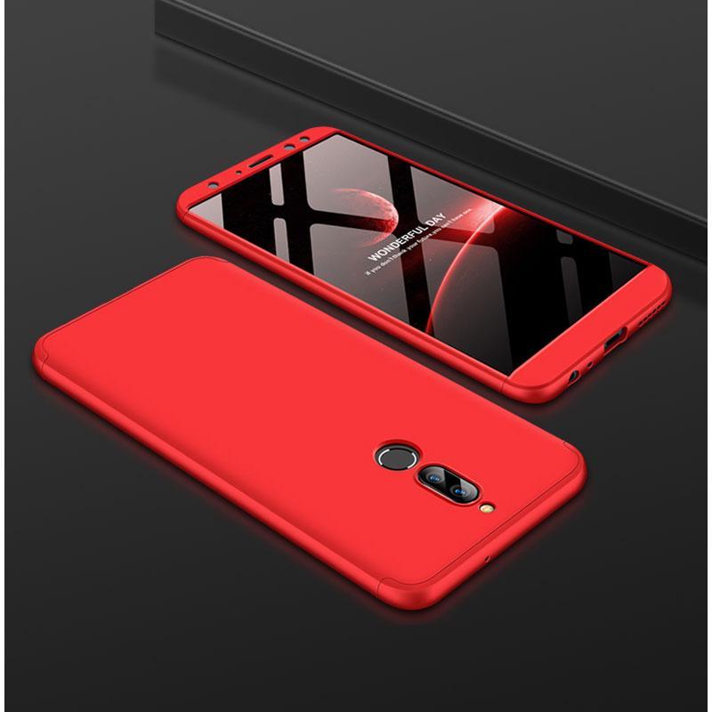 GKK Rugged Case for Huawei Mate 10 lite Case 360 Degree Full Protection Hard PC 3 in 1 Back Cover