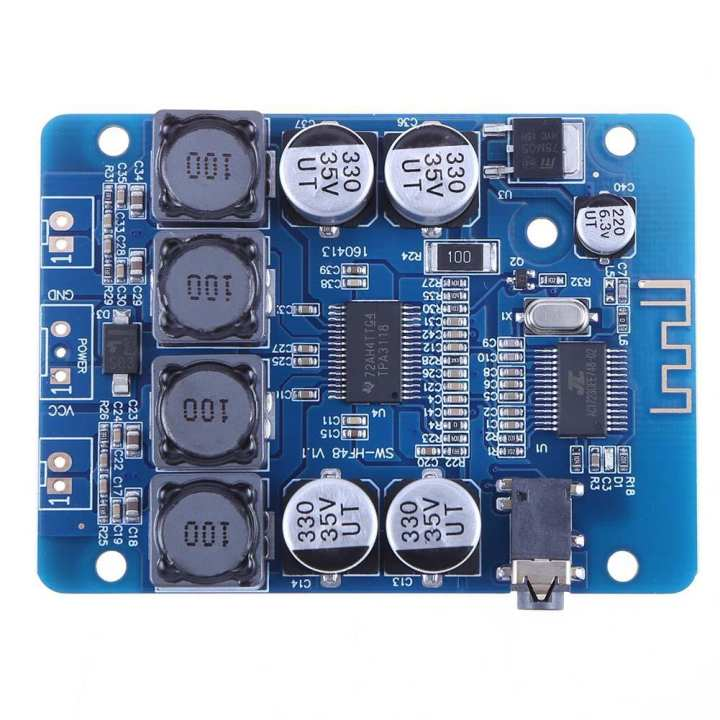 TPA3118 2x30W Bluetooth Digital Stereo Audio Amplifier Module Board